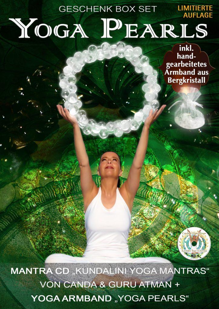 Yoga Pearls Geschenk Box