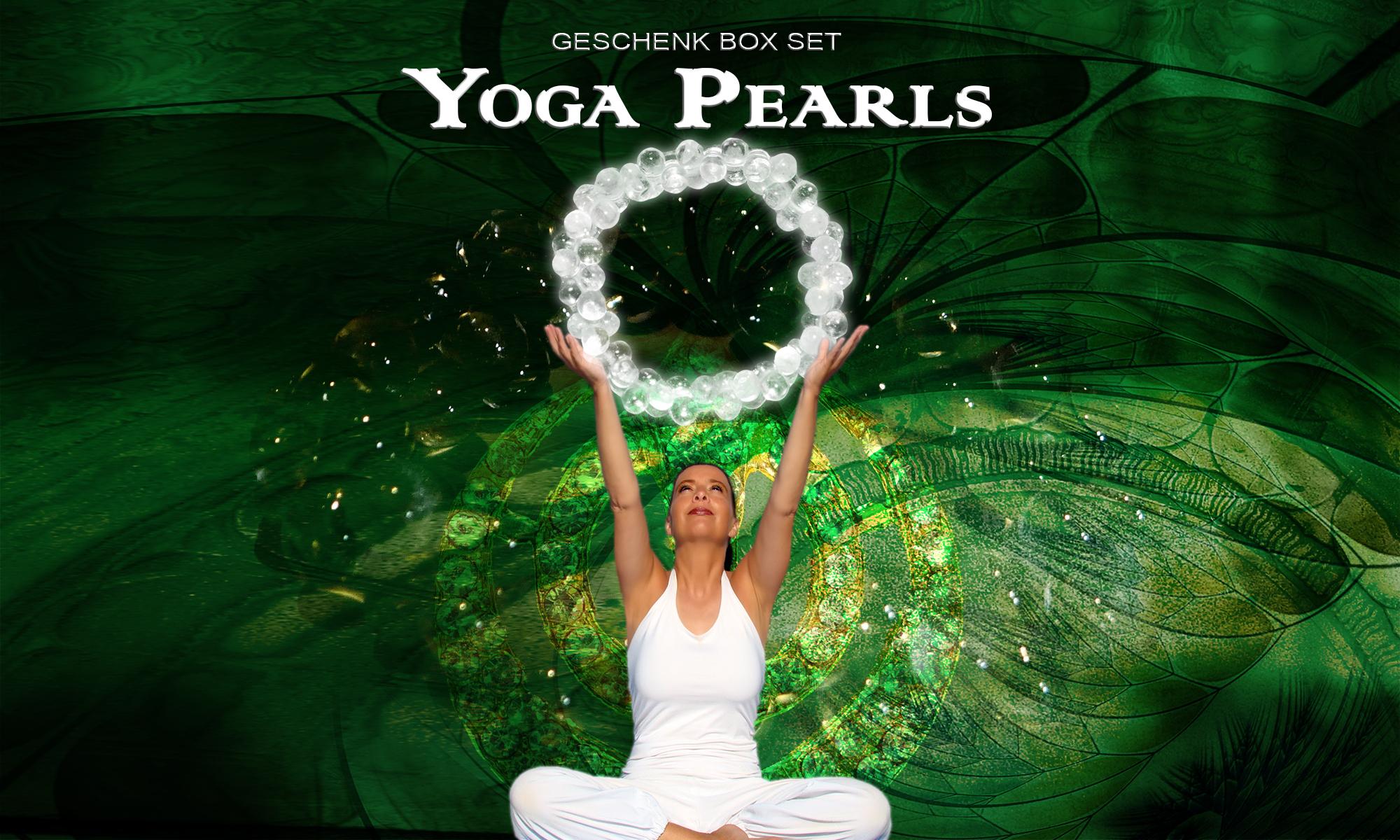 Yoga Pearls Yoga Geschenk Box