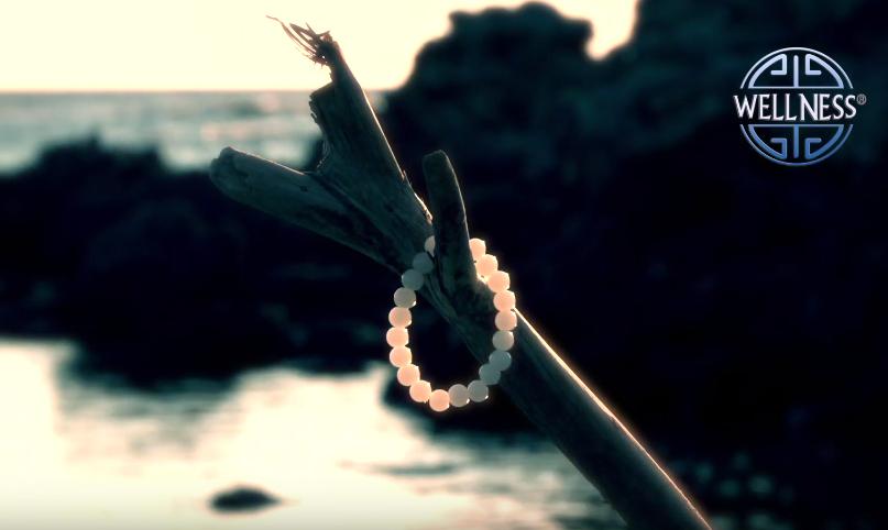 Yoga-Armband aus Yoga Mantra Geschenkset