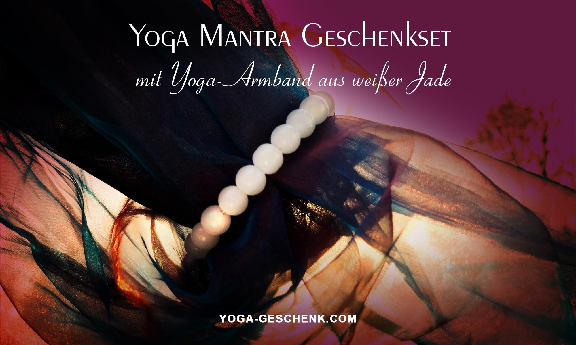 Yoga Mantra Geschenkset