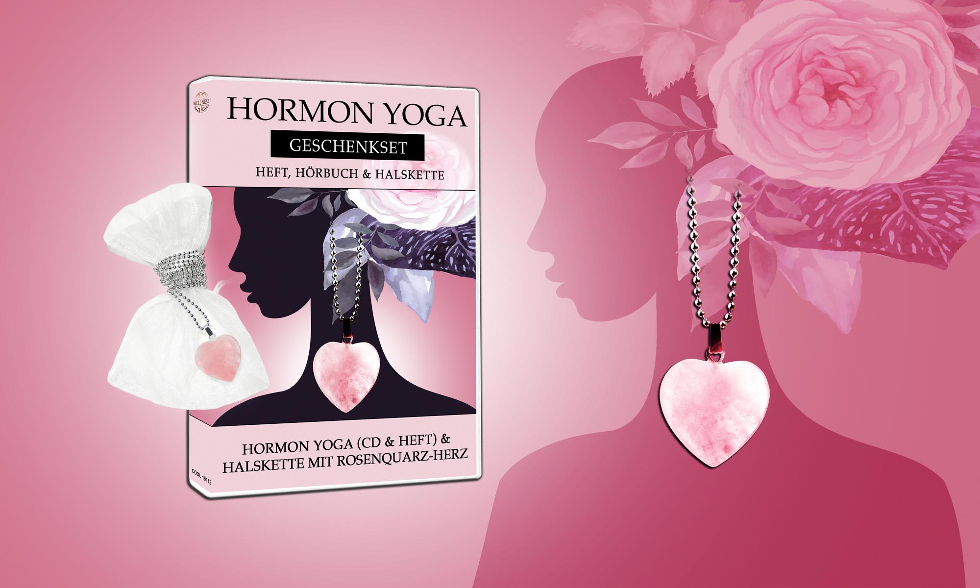 Hormon Yoga Geschenkset